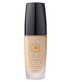 Lancome Renergie Lift Makeup SPF 20 12Hour Lifting AntiWrinkle  Radiance #Dillards-Porcelain 30 (W)