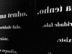 """""""Fernando Pessoa: Plural Como o Universo"""" - Fundação Calouste Gulbenkian, Lisbon, Portugal"""