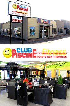 Vous avez enregistr sur nos magasins our stores for Club piscine chicoutimi