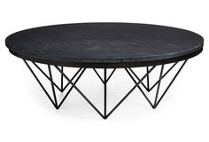 Kirby Round Side Table