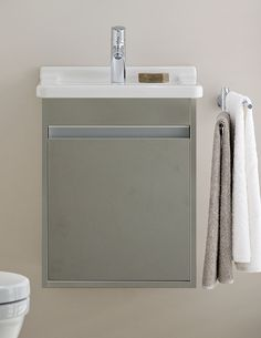 Duravit Ketho 450mm Wall Mounted Vanity Unit With 500mm Basin