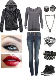 """Untitled #2"" by just-a-breakable-thread ❤ liked on Polyvore"