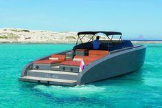 Image result for vanquish yacht bimini top