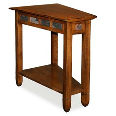 Wedge End Tables