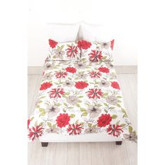 Add some personality to your bedroom with this printed comforter.Dimensions:200cm x 150cm Fabric Content:100% Polyester