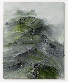 spes 2 - study, cm, oil on canvas board Conrad Jon Godly, Mountain Drawing, Mountain Paintings, Artist Life, Art Plastique, 1950s Art, Art Music, Art Techniques, Oeuvre D'art