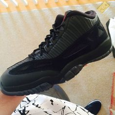 02532fddda66d1 Another Look at the Air Jordan 11 IE Low