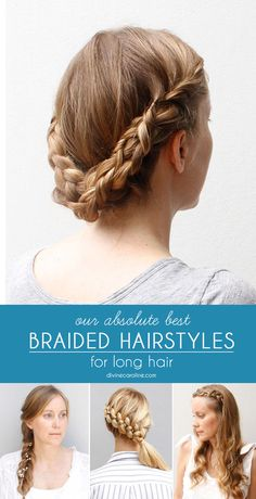 With everything from fishtails to updos to lace braids and beyond, you'll find a tutorial that suits your hair and your braiding ability with this ultimate guide.