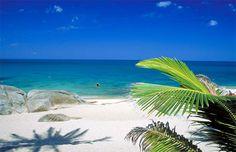 Lamai Beach in Thailand