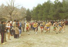 atletismo y algo más: 2039. Román Morales Soto, Jesús Coronel Franco y J...