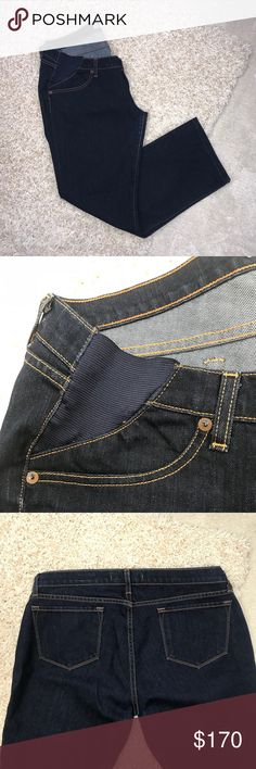 73ee9ae723058 J Brand Dark Wash Maternity Jeans Women's Size 32 -Excellent condition! -J  Brand