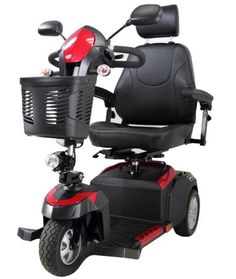 Ventura DLX 3-Wheeled Mobility Scooter