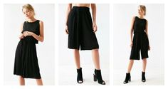 Cool shorts alternatives: Yes, mamas, you can wear culottes