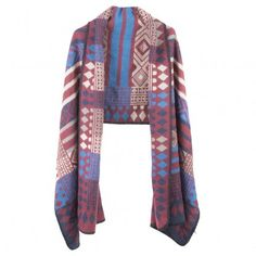 Poncho étnico FOSCO Poncho, Kimono Top, Sweaters, Tops, Women, Fashion, Party Shoes, Spring Summer, Fur