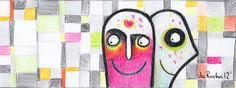 Nicolas da Rocha - 2012. Para Ella. Lapicito sobre papel.