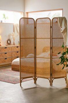 Cane Furniture, Rattan Furniture, Furniture Decor, Furniture Design, Furniture Arrangement, Bedroom Furniture, Furniture Makeover, Folding Furniture, Wicker Bedroom