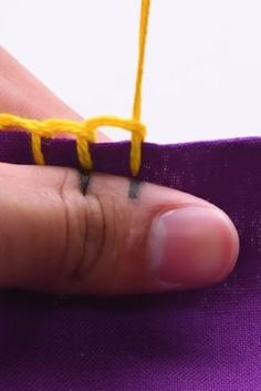 These sewing hacks are cooler than InSEAM! DIY ideas and hacks .- These sewing hacks are cooler than InSEAM! DIY ideas and hacks from Blossom (… – DIY for home These sewing hacks are cooler than InSEAM! DIY ideas and hacks from Blossom (… # bloom - Sewing Hacks, Sewing Tutorials, Sewing Patterns, Sewing Tips, Sewing Ideas, Craft Tutorials, Embroidery Stitches, Hand Embroidery, Sewing Stitches By Hand