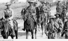 La Legión en marcha 1921