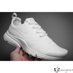 best loved 07dee e9022 Mens Nike Air Presto BR QS All White Running Shoes