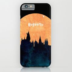 Hogwarts Phone Case ($35-$98)