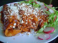 Enchiladas - Recetas Mexicanas