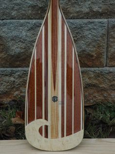 Stand-Up Board Paddle by Fritz Orr from Fritz Orr Canoe