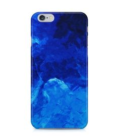 Superior Blue Abstract Picture 3D Iphone Case for Iphone 3G/4/4g/4s/5/5s/6/6s/6s Plus - ARTXTR0177 - FavCases