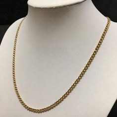Goldene Panzerhalskette 14K 585 Gold 13g 56 cm ID:1775-1 - AV-Pfandhaus Shop Panzer, Pearl Necklace, Gold, Pearls, Shop, Jewelry, Necklaces, Jewlery, Jewels