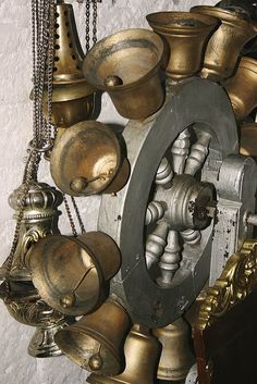 antique bells by simon_andres, via Flickr