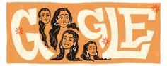 Nutan's 81st birthday! #GoogleDoodle