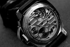 in stainless steel. Panerai 111, Panerai Luminor Marina, Panerai Watches, Men's Watches, Watches For Men, Manual, Stainless Steel, Accessories, Style
