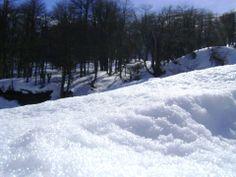 Nieve (Termas de Chillan)