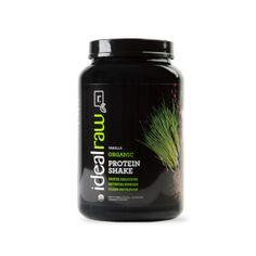 Organic Plant Protein (Vanilla): Image 1