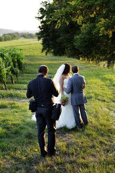 Shooting my sisters wedding in france