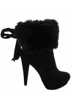 perfect for winter #shoes #heels