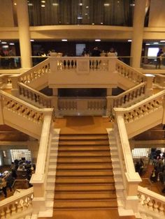 grand staircases | The Grand Marble Staircase.....