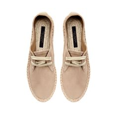 ESPADRILLE SNEAKERS - Shoes - Woman - ZARA United States