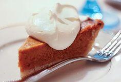 Caramelized Butternut Squash Pie