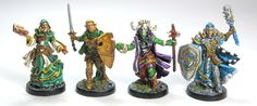 Descent 2nd Edition Figure Painting Reference | The Esoteric Order of Gamers