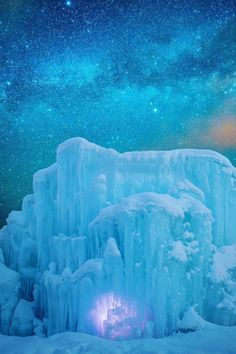 banshy:  Midway Ice Castles // Neohumanity