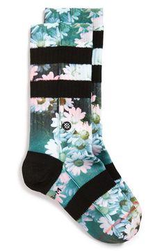 Stance 'Dizzy' Socks (Big Kid)