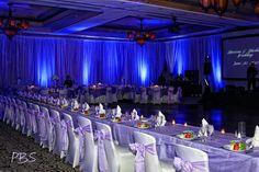 Long Headtable in Our Estero Ballroom   Hyatt Regency Coconut Point   PBS Photography