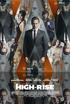 High-Rise (2016) Apparently, it is being released 2 days before my birthday....