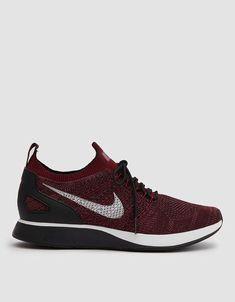 44fefbc12319 Nike   Air Zoom Mariah Flyknit Racer Shoe in Deep Burgund