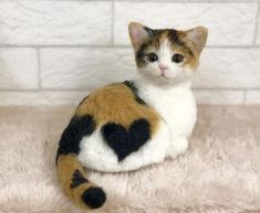 Schöne Kitty - Wundervoll - The Effective Pictures We Offer You About Cute Cats chibi A quality picture can tell you many things Baby Animals Super Cute, Cute Baby Cats, Cute Little Animals, Cute Cats And Kittens, Cute Funny Animals, I Love Cats, Kittens Cutest, Fluffy Kittens, Funny Cats