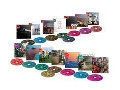 Pink Floyd's Latest!  Immersion and Discovery Box Sets  EMI CD, and High Resolution
