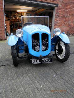 Morgan MX family 1937