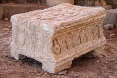 Magdala Stone Goes On Exhibit In Rome May 15 | Los Alamos Daily Post