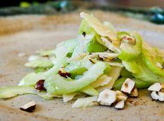Hearty Winter Salad starring Celery