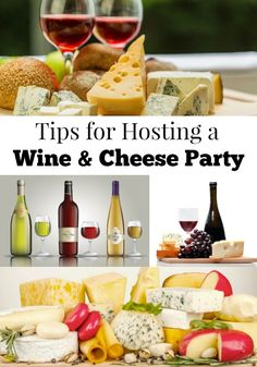 A wine and cheese pairing party is a fun and easy way to enjoy an evening with friends. These tips make it even easier to ensure a successful get-together
